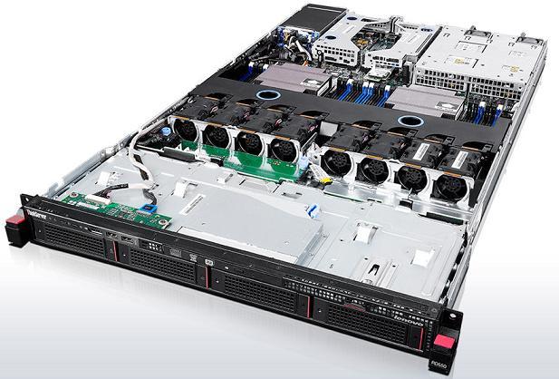 Lenovo Thinksever RD550